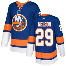 Brock Nelson New York Islanders adidas NHL Authentic Pro Home Jersey - Pro Stitched