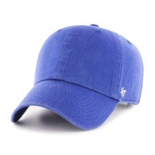 47 Brand Clean Up Blank Dad Hat - Royal | Adjustable