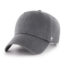 47 Brand Clean Up Blank Dad Hat - Charcoal | Adjustable