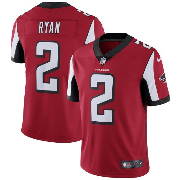 Atlanta Falcons Matt Ryan NFL Nike Limited Team Jersey