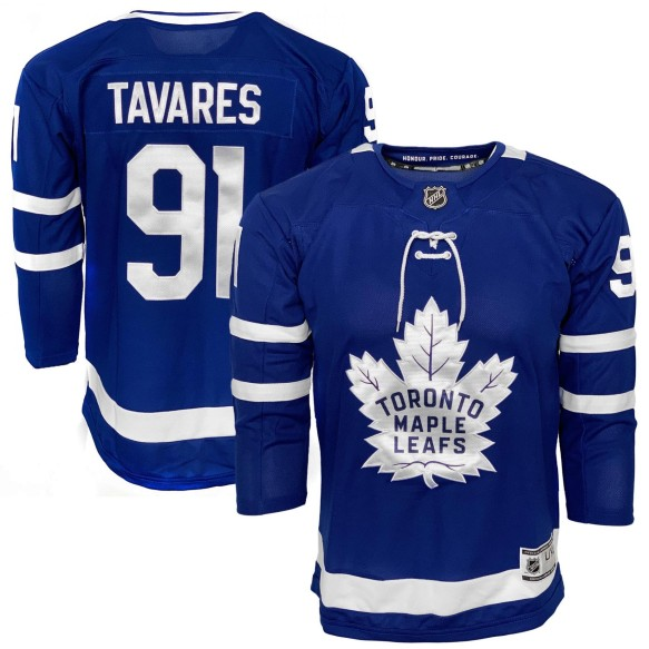 John Tavares Toronto Maple Leafs NHL Premier Youth Replica Hockey Jersey