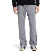 Life is Good Men's Vert Logo Simply True Lounge Pant - Dark Heather Gray