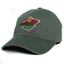 Minnesota Wild NHL Blue Line Cap | Adjustable