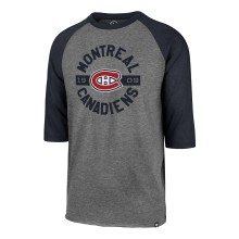 Montreal Canadiens NHL '47 Roundabout Club 3/4 Raglan T-Shirt