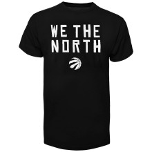 Toronto Raptors NBA '47 We The North T-Shirt (Black)