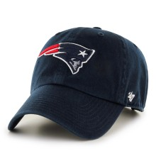 New England Patriots NFL Clean Up Cap | Adjustable
