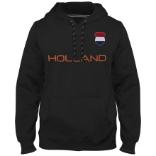 Holland MyCountry Express Twill Home Field Hoodie - Black