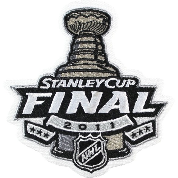 2011 Stanley Cup Finals Embroidered Patch