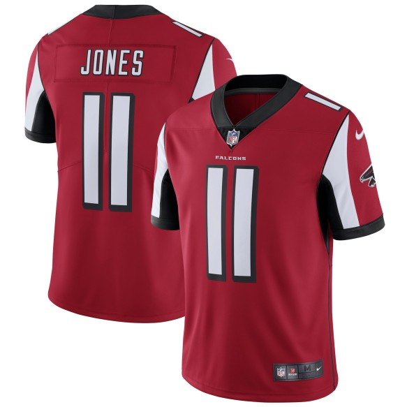 Atlanta Falcons Julio Jones NFL Nike Limited Team Jersey - Red