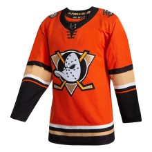 Anaheim Ducks adidas adizero NHL 2019-20 Authentic Pro Alternate Jersey - Orange