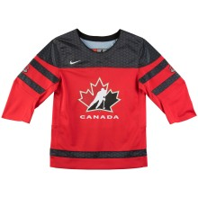 Team Canada IIHF 2018-19 CHILD Replica Red Hockey Jersey