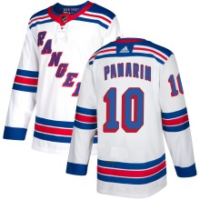 Artemi Panarin New York Rangers adidas NHL Authentic Pro Road Jersey - Pro Stitched
