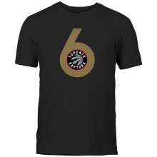 Toronto Raptors NBA The 6 T-Shirt