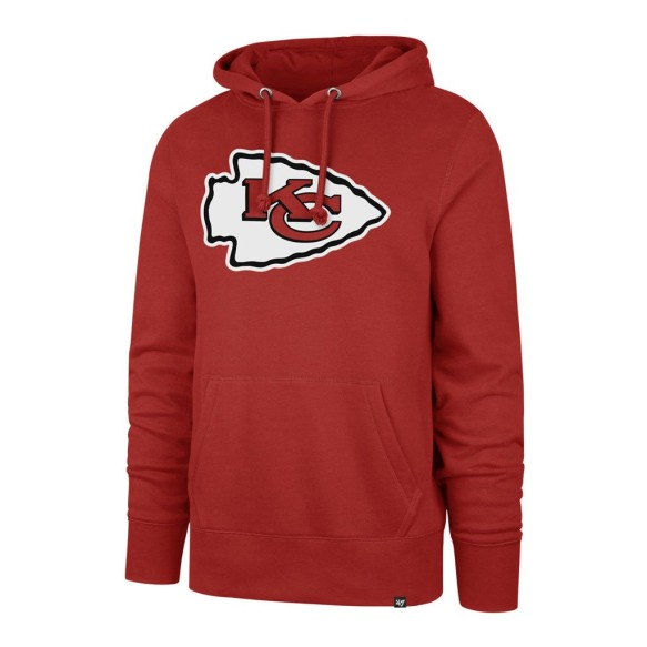Kansas City Chiefs NFL '47 Imprint Headline Hoodie