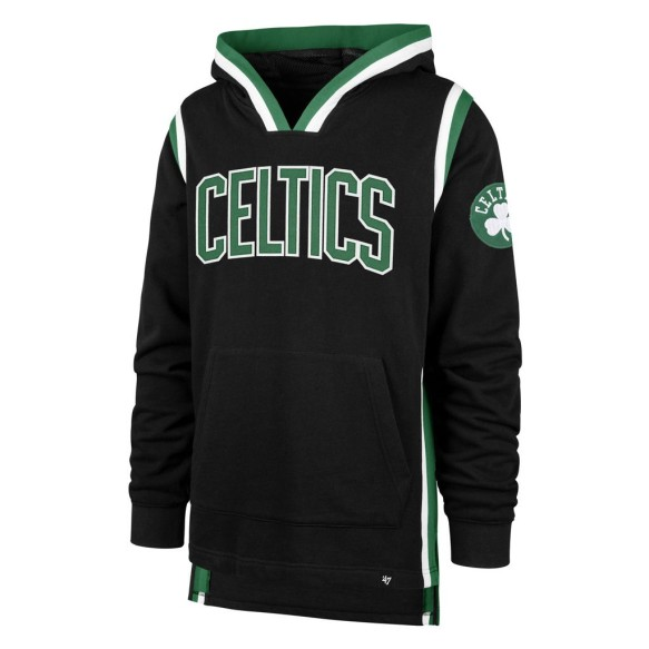 Boston Celtics NBA '47 Layup Pullover Hoodie