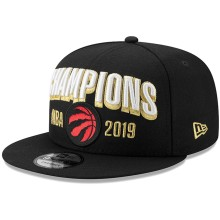 Toronto Raptors New Era 2019 NBA Finals Champions Locker Room 9FIFTY Snapback Cap | Adjustable