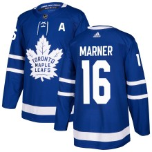 Mitch Marner Toronto Maple Leafs adidas NHL Authentic Pro Home Jersey - Pro Stitched