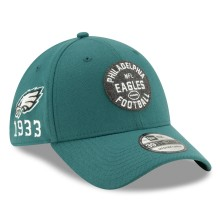 Philadelphia Eagles New Era 2019 NFL On Field Home 39THIRTY Cap
