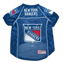 New York Rangers NHL Pet Jersey