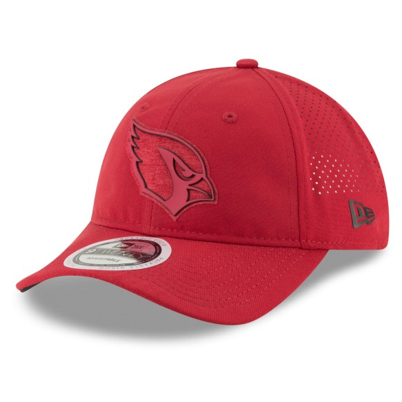 Arizona Cardinals New Era 2018 NFL On Field Training Packable 9TWENTY Cap | Adjustable