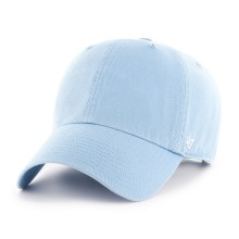 47 Brand Clean Up Blank Dad Hat - Columbia Blue | Adjustable