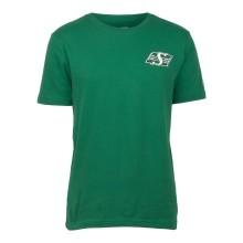 Brushed Cotton T-Shirt CFL des Roughriders de Saskatchewan