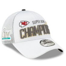 Kansas City Chiefs 2020 NFL Super Bowl LIV Champions 9FORTY Locker Room Cap
