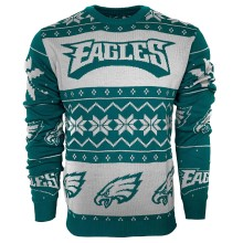 Philadelphia Eagles NFL 2019 Ugly Crewneck Sweater