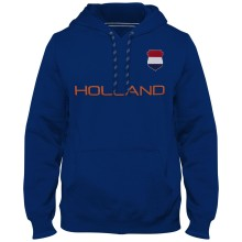 Holland MyCountry Express Twill Home Field Hoodie - Royal