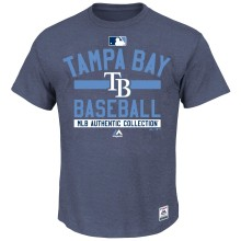 Tampa Bay Rays Authentic Collection Team Property Heathered T-Shirt