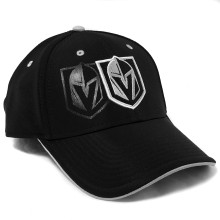 Vegas Golden Knights NHL Platinum Deboss Cap | Adjustable
