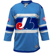 Montreal Expos Cooperstown Crested Home Run Jersey