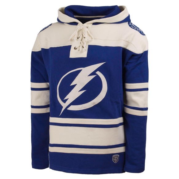 Tampa Bay Lightning NHL OTH Heavyweight Jersey Lacer Hoodie