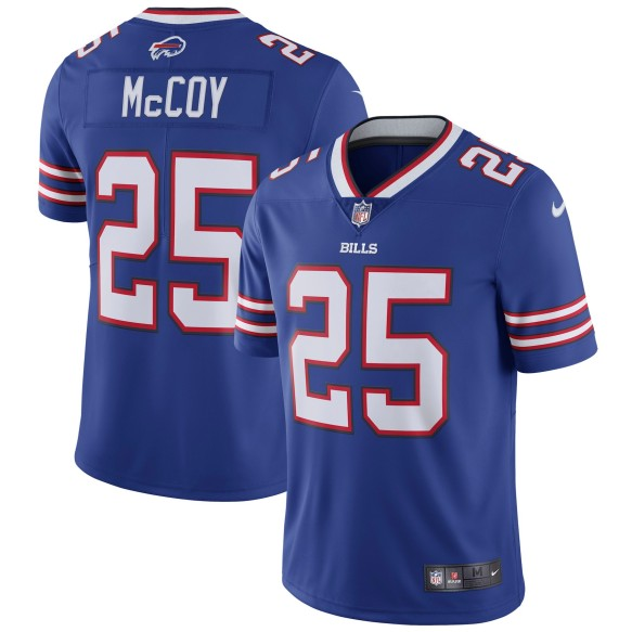 Buffalo Bills LeSean McCoy NFL Nike Limited Team Jersey - Royal