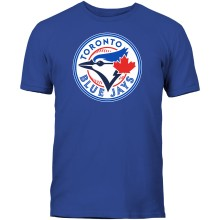 Toronto Blue Jays TODDLER Basic Logo T-Shirt