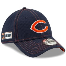 Chicago Bears New Era 2019 NFL On Field Road 39THIRTY Cap