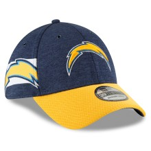 Los Angeles Chargers New Era 2018 NFL On Field Home 39THIRTY Cap