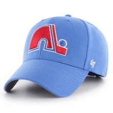 Quebec Nordiques Vintage NHL '47 MVP Cap | Adjustable