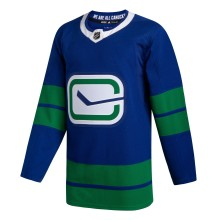 Chandail adidas adizero LNH Authentique Alternatif des Canucks de Vancouver