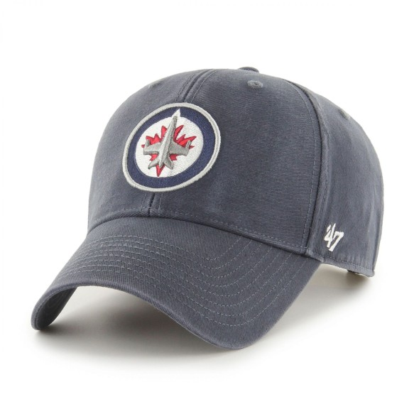 Winnipeg Jets NHL '47 Legend MVP Cap | Adjustable - Gray