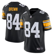 Chandailles NFL Limitee Alternatif Nike Antonio Brown des Steelers de Pittsburgh