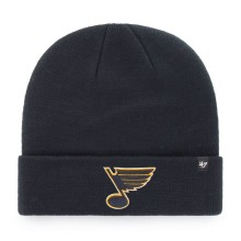 St. Louis Blues NHL '47 Raised Cuff Knit Primary Beanie