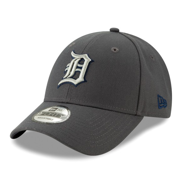 Detroit Tigers MLB New Era The League Graphite 9FORTY Cap | Adjustable