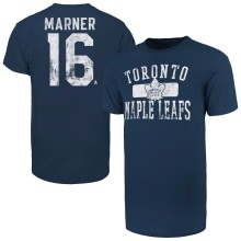 Toronto Maple Leafs Mitch Marner '47 NHL Player Distressed T-Shirt