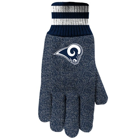 Los Angeles Rams NFL Insulated Thermal Gloves