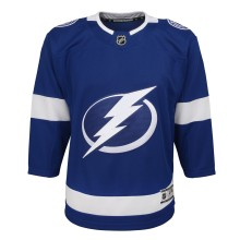 Tampa Bay Lightning NHL Premier CHILD (4-7) Replica Home Hockey Jersey