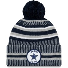 Dallas Cowboys 2019 NFL Official Sideline Home Cold Weather Sport Knit Hat