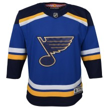 St. Louis Blues NHL Premier Youth Replica Home Hockey Jersey