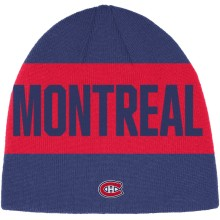 Montreal Canadiens adidas NHL Coach City Name Knit Beanie