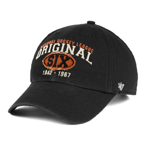 Original 6 NHL '47 Henrick Clean Up Cap